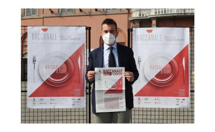 Baccanale 2020, il messaggio del sindaco Marco Panieri