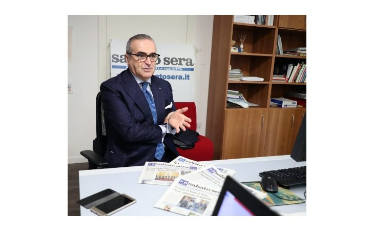 #Giunta2025, le interviste di Sabato Sera – L'assessore a Lavori pubblici, Centro storico e Attività produttive Pierangelo Raffini