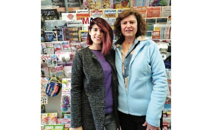 «Un salto in edicola» raggiunge l'attività di Lorella Cavini a Toscanella