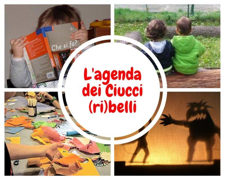 L'agenda dei Ciucci (ri)belli: 12-18 ottobre 2020