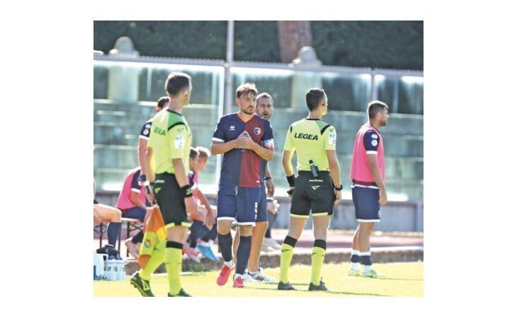 Calcio serie C, l'Imolese sale a Mantova e ritrova l'ex Checchi