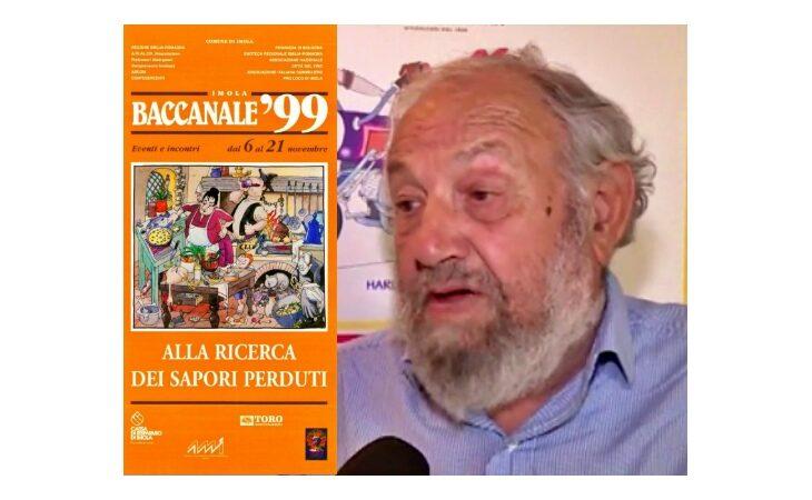 Morto il fumettista Ro Marcenaro, nel '99 disegnò la copertina del Baccanale
