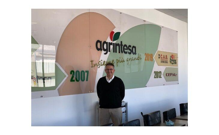 Il nuovo presidente della cooperativa Agrintesa è l'imprenditore agricolo faentino Aristide Castellari