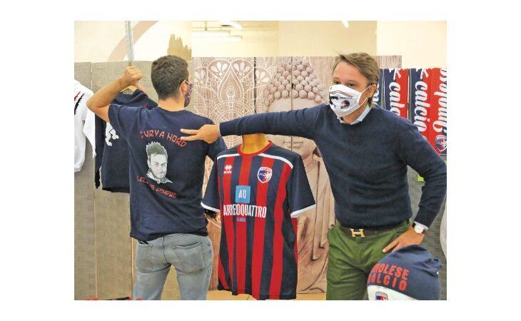 Calcio serie C, l'Imolese torna al Galli e sfida il Sudtirol. Parla il presidente Spagnoli