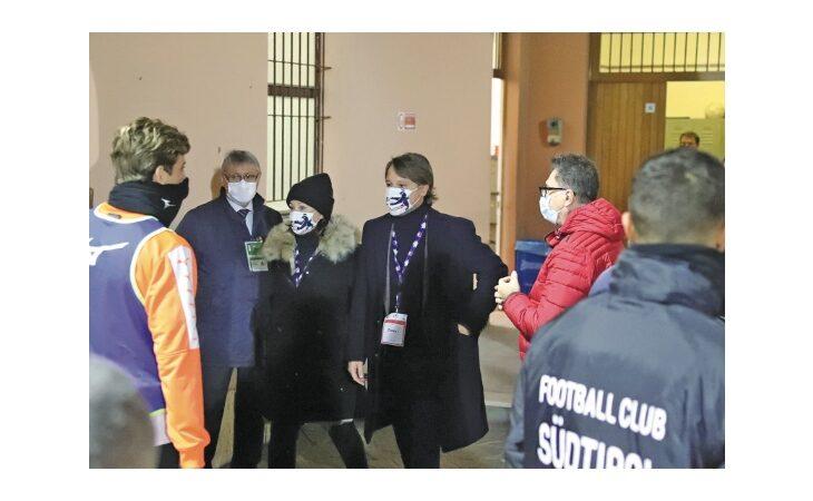 Calcio serie C, lo sfogo del presidente dell'Imolese Spagnoli: «A fine stagione mi tiro fuori»