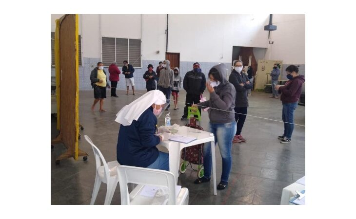 Il progetto Sao Bernardo agisce nonostante il Coronavirus