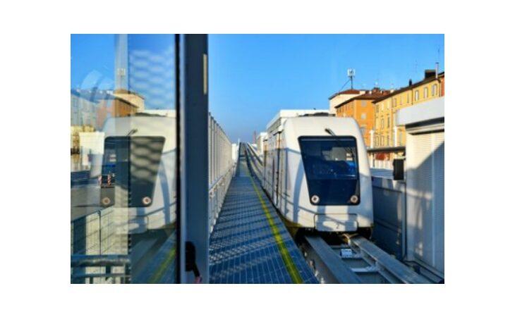 Trasporti e infrastrutture, a Bologna inaugurata la navetta elettrica People Mover
