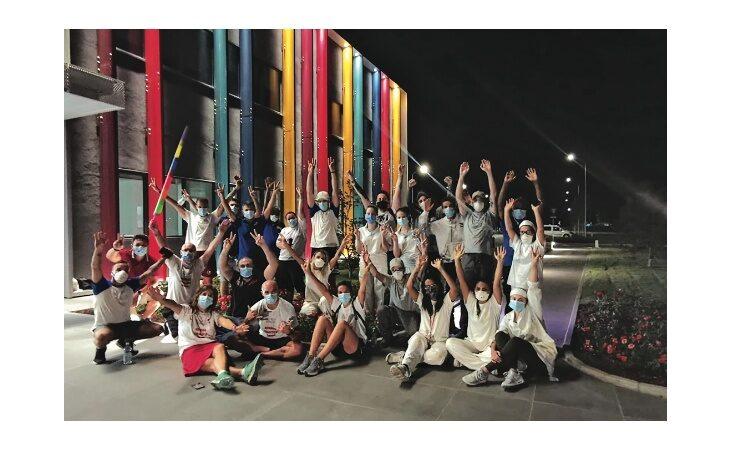 La corsa solidale di TeaPak, per ogni km percorso un contributo per progetti sul territorio imolese