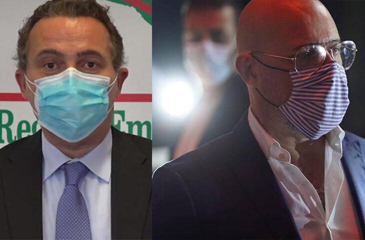 """Coronavirus, crescono nuovi casi e ricoveri a Imola, l'ospedale amplia i reparti Covid. Chiusa la scuola di Fontanelice. Donini: """"Curva rallenta'. Guarito Bonaccini"""
