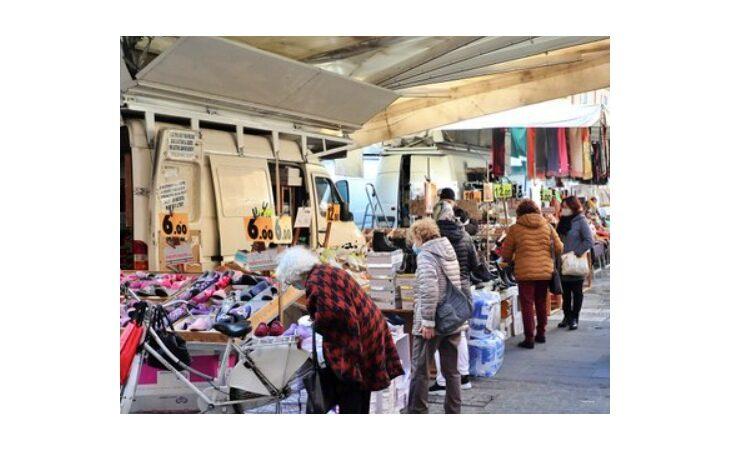 Coronavirus, da oggi a Imola torna anche il mercato ambulante in Pedagna