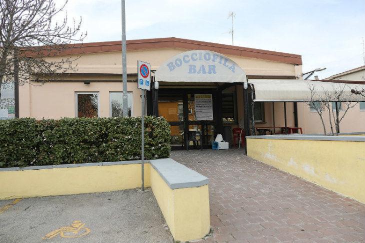 L'ex bocciodromo di Toscanella concesso in uso all'associazione di promozione sociale «Rambaldi»