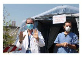 Coronavirus, l'ospedale di Imola costretto a riorganizzarsi. L'oncologo Maestri rassicura: «Nessun ritardo nei trattamenti dei tumori»
