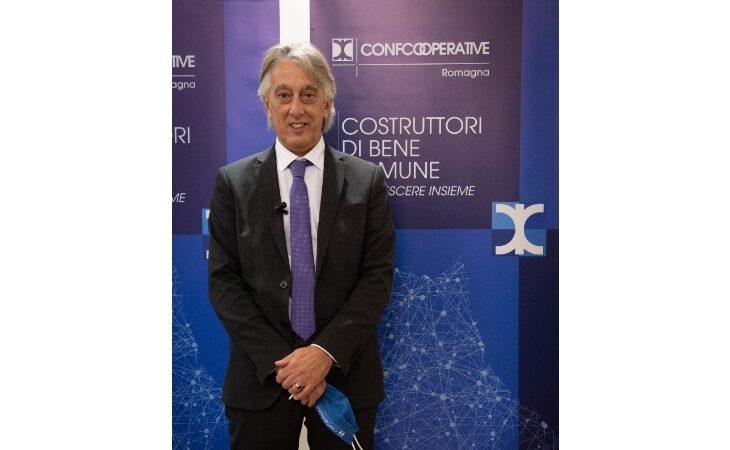 Mauro Neri eletto presidente della neonata Confcooperative Romagna