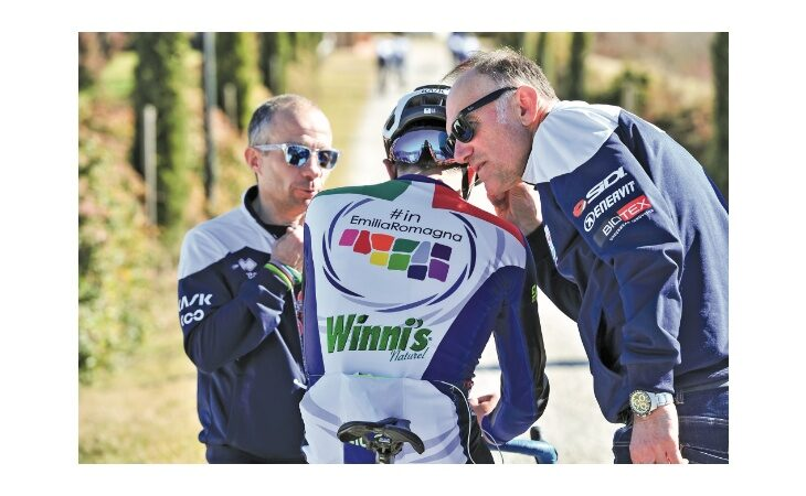 Ciclismo, Coppolillo e il suo team che ha fiducia nel futuro