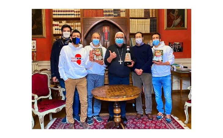 App&Down lancia l'iniziativa  «Brindiamo lo stesso», una raccolta fondi per la Caritas di Imola