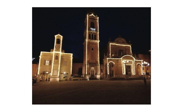 Natale 2020, si accendono le luci a Castello e Osteria Grande