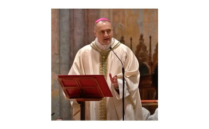 L'imolese Mauro Gambetti diventa cardinale, oggi il Concistoro in Vaticano
