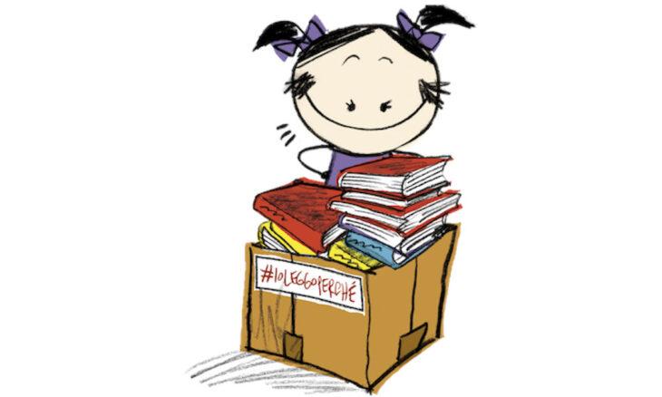 #ioleggoperchè, libri per le biblioteche scolastiche