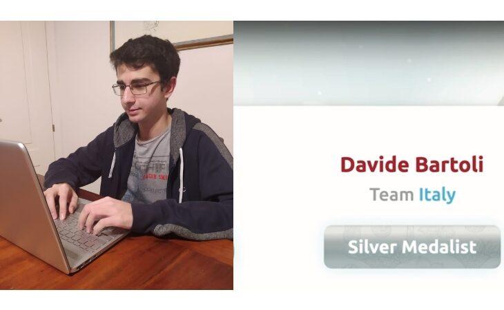 Olimpiadi di informatica, argento per l'imolese Davide Bartoli