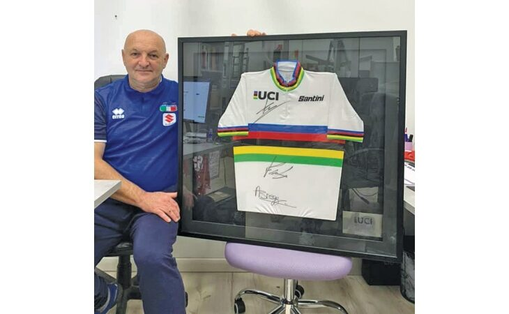 Ciclopista Mordano-Castel del Rio, Marco Selleri: «Per il prossimo anno propongo una pedalata in notturna»