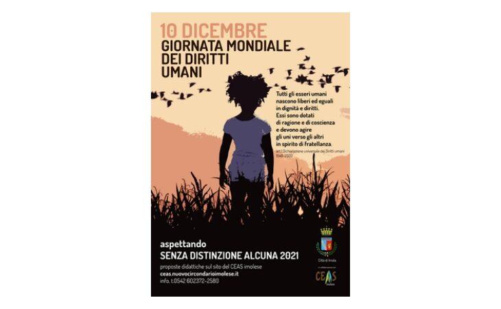 Giornata mondiale dei diritti umani, a Imola un archivio di proposte tematiche online per le scuole