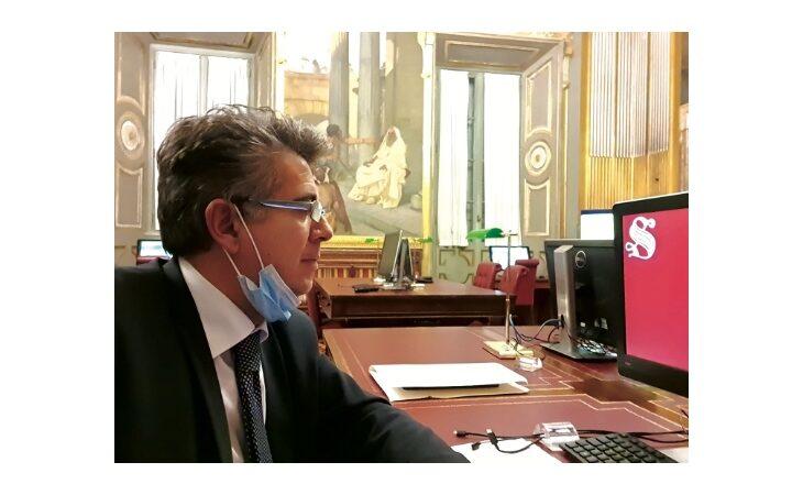 Il senatore Manca guida il Pd nella Commissione Bilancio: «Ristori, Recovery e riforme per ripartire meglio di prima»