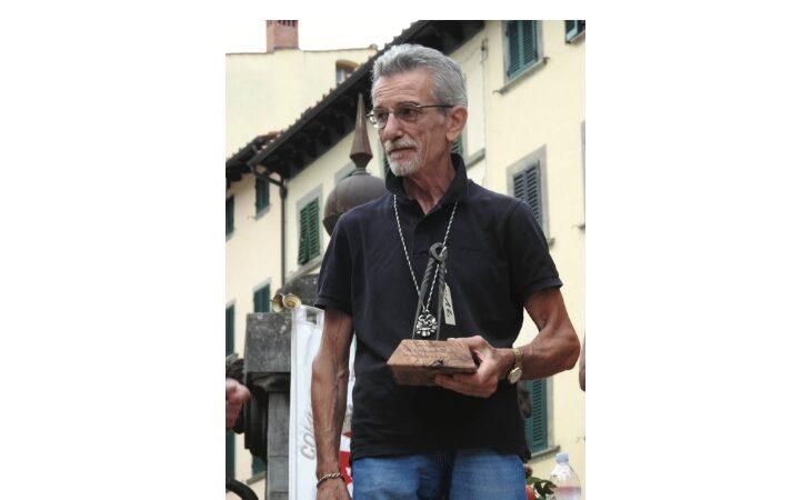 Il «bracciante» del ferro Alvaro Ricci Lucchi e l'amore per la forgiatura
