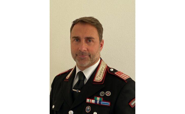 Un professore in divisa, il luogotenente Pierluigi Raimondo è il nuovo comandante dei carabinieri di Castello