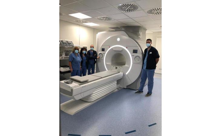 Sacmi dona all'Ospedale di Imola una nuova risonanza magnetica per un valore di circa 900 mila euro