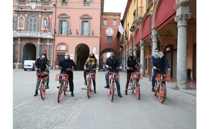 Imola pedala di più con bike sharing e piste ciclabili