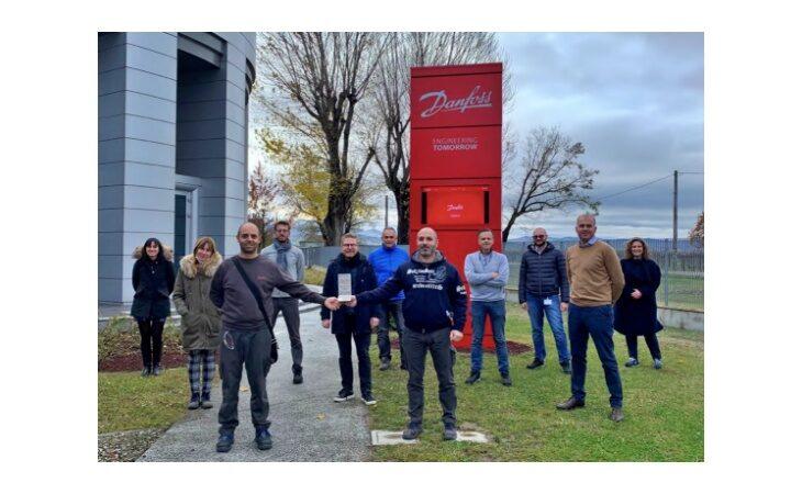 La Danfoss Power Solutions di Castel San Pietro si aggiudica il premio Leanicon 2020