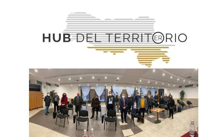 E' nata la prima Hub del Territorio in Emilia-Romagna