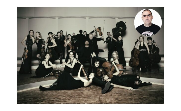 Elio «guida» in tv e sul web i Salzburg Chamber Soloists