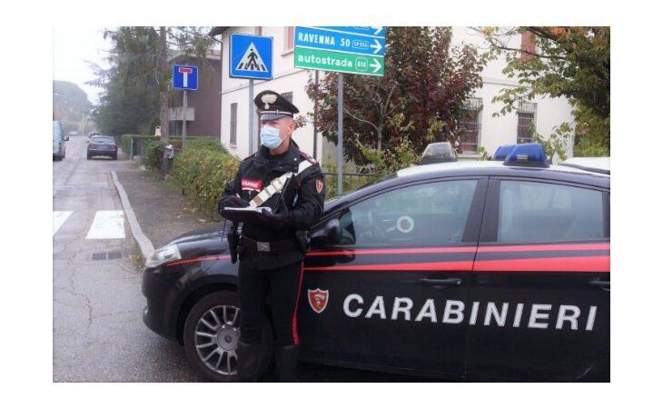 Arrestato il trentenne motociclista che non si fermò all'alt dei carabinieri e si dileguò al parco Tozzoni
