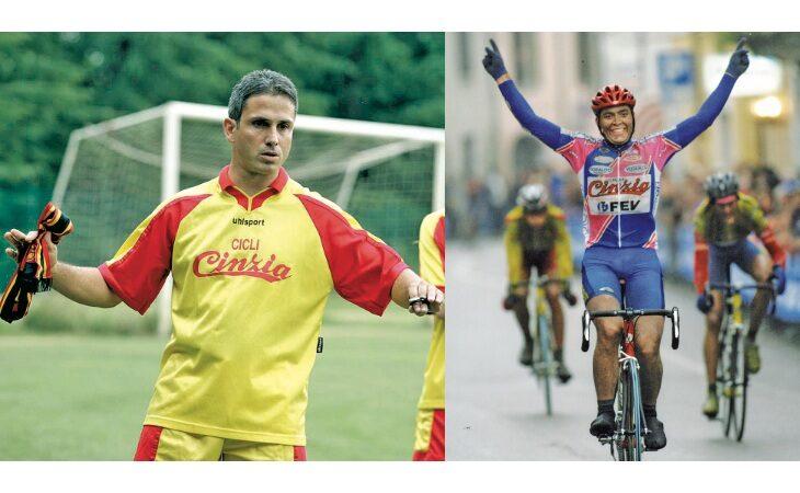 Quando lo sport castellano andava veloce sulle Cicli Cinzia: l'azienda ha sponsorizzato ciclismo, calcio e golf