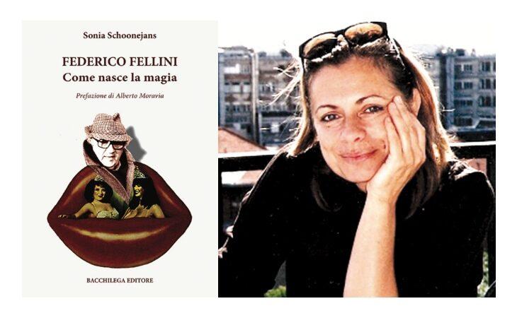 Il libro «Fellini, come nasce la magia» di Bacchilega Editore presentato su Art Booking