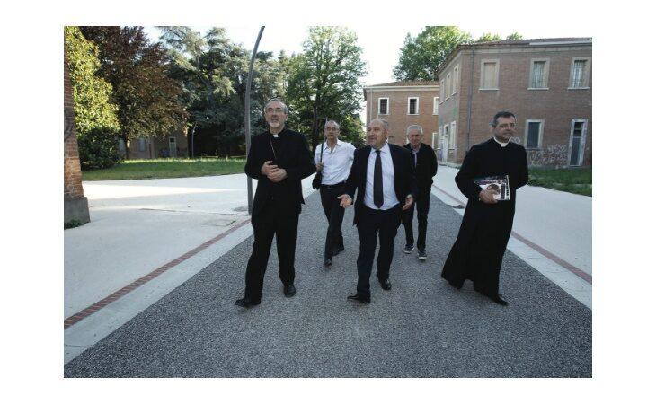Il patriarca di Gerusalemme Pizzaballa da ragazzo è stato al convento dell'Osservanza