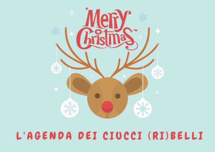 L'agenda dei Ciucci (ri)belli: 21-27 dicembre 2020