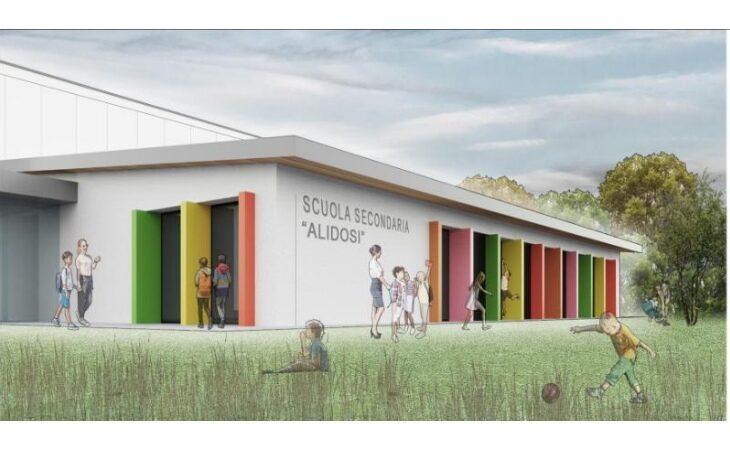A luglio partiranno i lavori per la nuova scuola media e palestra di Castel del Rio