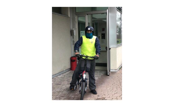 A Ozzano il progetto «Bike to work» premia chi va al lavoro in bicicletta