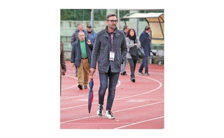 Calcio serie C, il d.g. Montanari prima di Gubbio-Imolese: «L'obiettivo è la salvezza, senza snaturare i giovani»