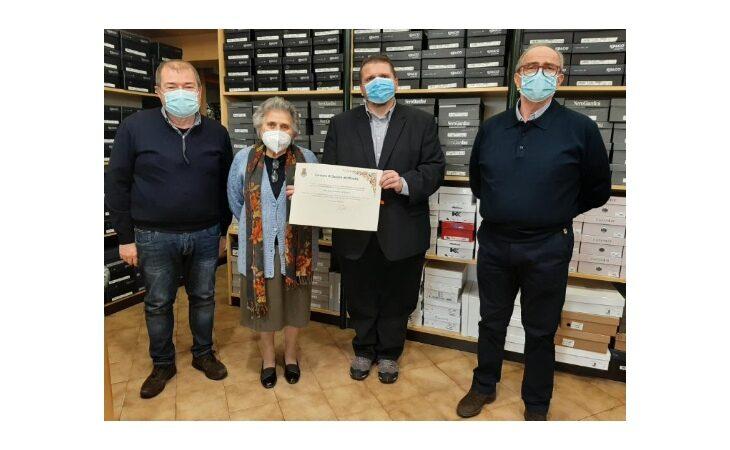 «Calzature Barbieri» di Ozzano festeggia i 140 anni di attività