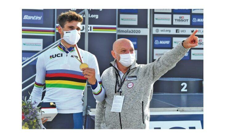 Lo «Sportivo 2020» di «sabato sera» è Marco Selleri con i suoi Mondiali