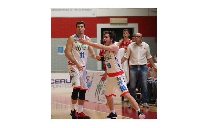Basket serie B, niente rimonta questa volta per Ozzano: alla fine arriva il ko casalingo contro Firenze