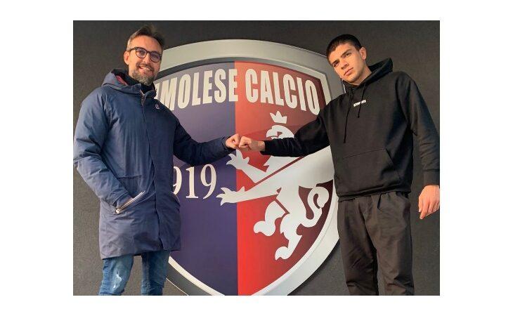 Calcio serie C, ufficiale l'arrivo all'Imolese del terzino Giuseppe Aurelio