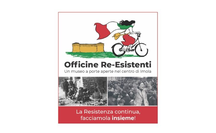 Officine Re-Esistenti, prosegue la campagna di crowdfunding per la creazione di un museo a porte aperte nel centro di Imola