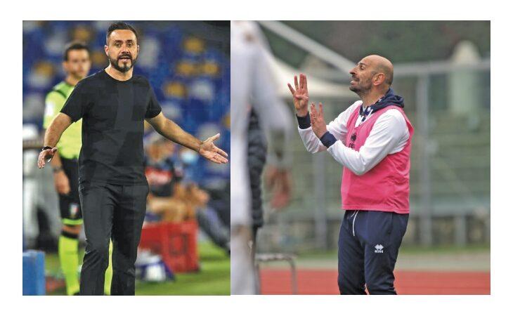 Calcio serie C, De Zerbi racconta l'allenatore dell'Imolese Catalano