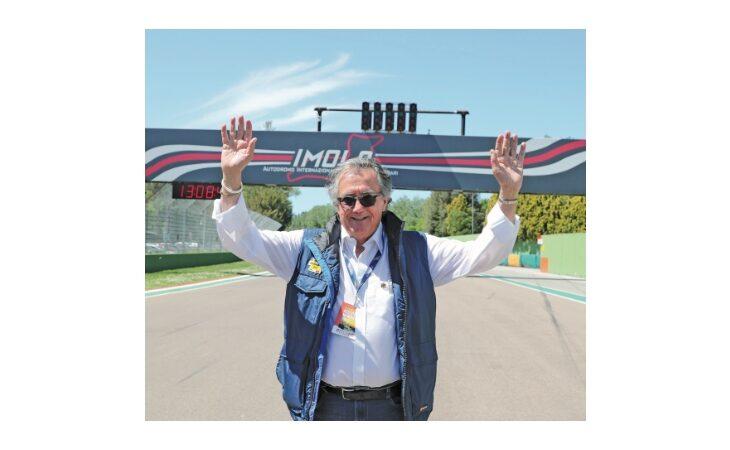 Autodromo, intervista a Gian Carlo Minardi: «Imola è tornata al centro del mondo»