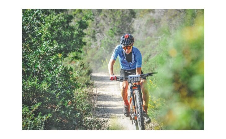 Mountain bike, l'imolese Pietro Patuelli è il re del «Country»