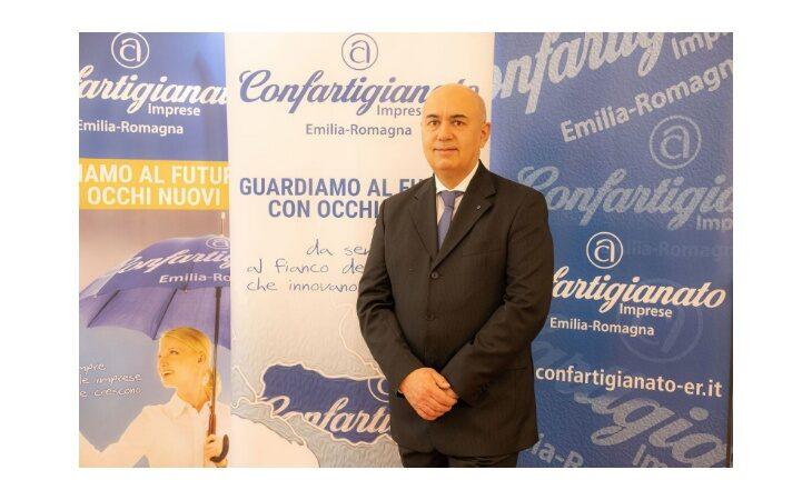 Il faentino Davide Servadei nuovo presidente di Confartigianato Emilia Romagna